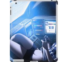 Space Invaders Galaxy iPad Case/Skin