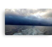 Norway. Lofoten Islands. Canvas Print