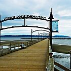 White Rock Pier by kchase