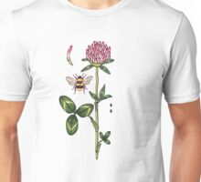 aromatic red clover Unisex T-Shirt