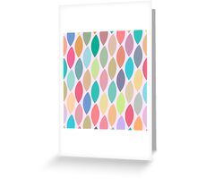 Lovely Pattern II Greeting Card