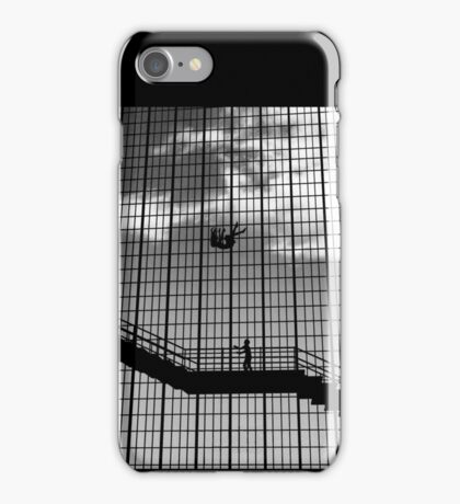 She had no weight iPhone Case/Skin