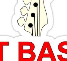Got Bass Colorful Sticker