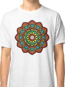 Mandala - Circle Ethnic Ornament Classic T-Shirt