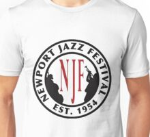 Newport Jazz Festival 2016 new Unisex T-Shirt