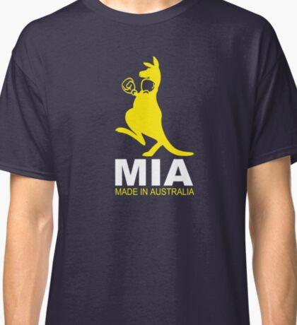 MIA - Made in Australia - YELLO Classic T-Shirt