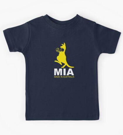 MIA - Made in Australia - YELLO Kids Tee