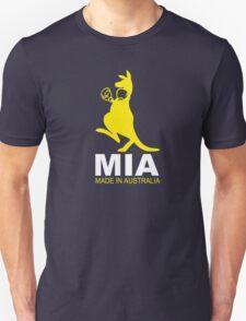 MIA - Made in Australia - YELLO Unisex T-Shirt