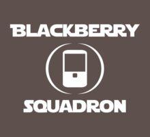 BlackBerry Squadron (White) One Piece - Short Sleeve