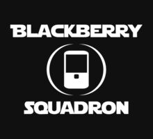 BlackBerry Squadron (White) Kids Clothes