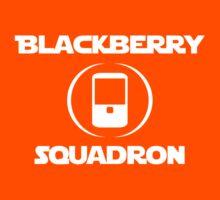 BlackBerry Squadron (White) Kids Clothes