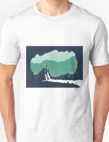 Cave Rain Unisex T-Shirt