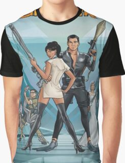 Archer Poster Graphic T-Shirt