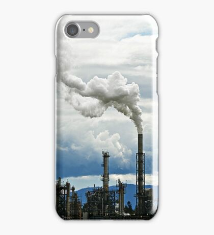 Cherry Point Refinery iPhone Case/Skin