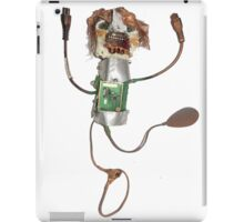 Big Mouth Computer Puppet  iPad Case/Skin