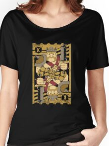 the king humble Women's Relaxed Fit T-Shirt