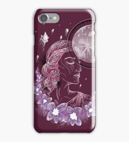 Portrait of Sappho iPhone Case/Skin