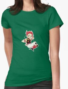 hunter x hunter - Hisoka sticker Womens Fitted T-Shirt