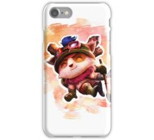 Teemo - LoL iPhone Case/Skin