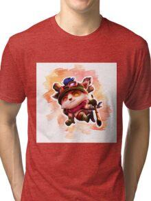 Teemo - LoL Tri-blend T-Shirt