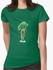 hunter x hunter- gon sticker Womens Fitted T-Shirt