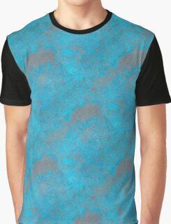 BLUE COR-TEN Graphic T-Shirt