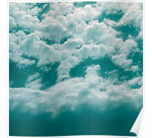 Rio Clouds Poster