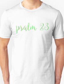 Psalm 23 Unisex T-Shirt