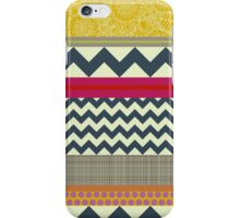 New York Beauty stripe iPhone Case/Skin