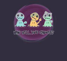 Creepy choice Unisex T-Shirt