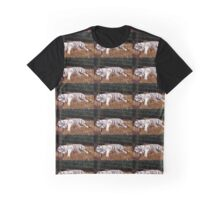 Sleeping tiger Graphic T-Shirt