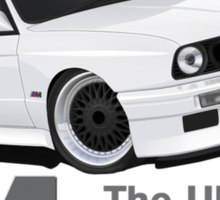 BMW M3 E30 Sticker