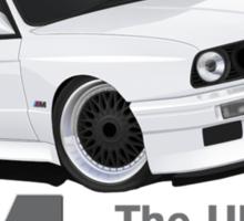 BMW M3 E30 Sticker
