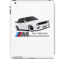 BMW M3 E30 iPad Case/Skin