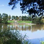 Nepean River, Penrith, NSW, Australia by GeorgeOne