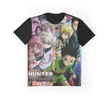 Hunter x Hunter poster Graphic T-Shirt