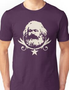 Socialist Karl Marx Red Star Unisex T-Shirt