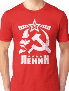 Vladimir Ilyich Lenin Unisex T-Shirt