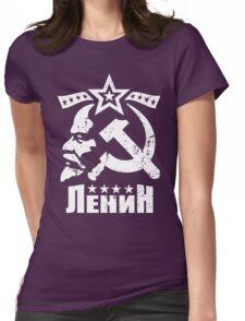 Vladimir Ilyich Lenin Womens Fitted T-Shirt