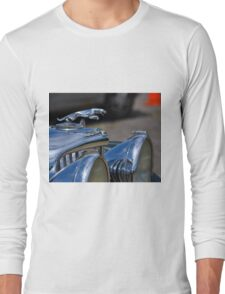 1947 Jaguar 3-1/2 Litre Roadster Long Sleeve T-Shirt