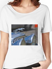 1947 Jaguar 3-1/2 Litre Roadster Women's Relaxed Fit T-Shirt