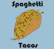 Spaghetti Taco Kids Clothes
