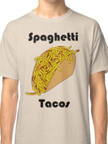Spaghetti Taco Classic T-Shirt