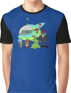 The Mystery Kids Mysteries Graphic T-Shirt
