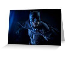 Batman Night Greeting Card