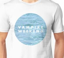 Water Vampire Weekend Logo Unisex T-Shirt