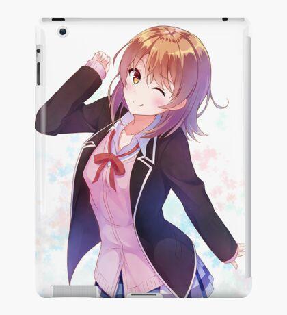 Yui Schoolgirl iPad Case/Skin