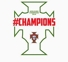 Portugal -  Champion (EN version) Unisex T-Shirt
