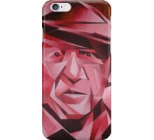 Cubist Portrait of Pablo Picasso: The Rose Period iPhone Case/Skin