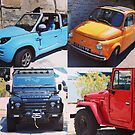 French Cars by Jonesyinc